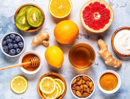 How can your Diet Boost your Immunity …let's find out!